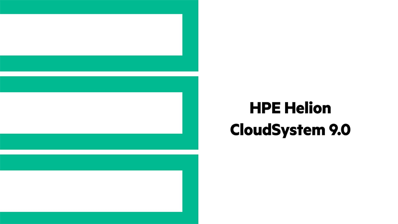 HPE Helion CloudSystem