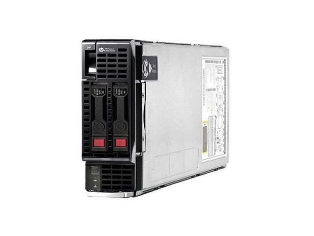 Блейд-сервер HP ProLiant BL460c Gen8 666158-B21