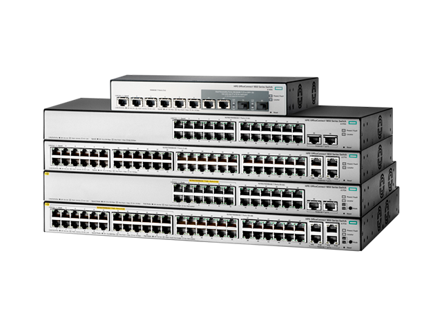 HPE OfficeConnect 1850