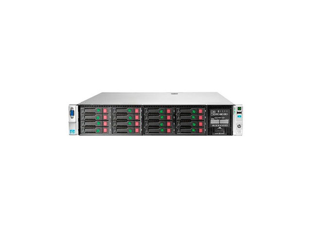 Сервер HP ProLiant DL380p Gen8 DL380pR08 653200-B21