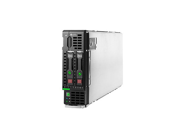 Блейд-серверы HPE ProLiant BL460c G10