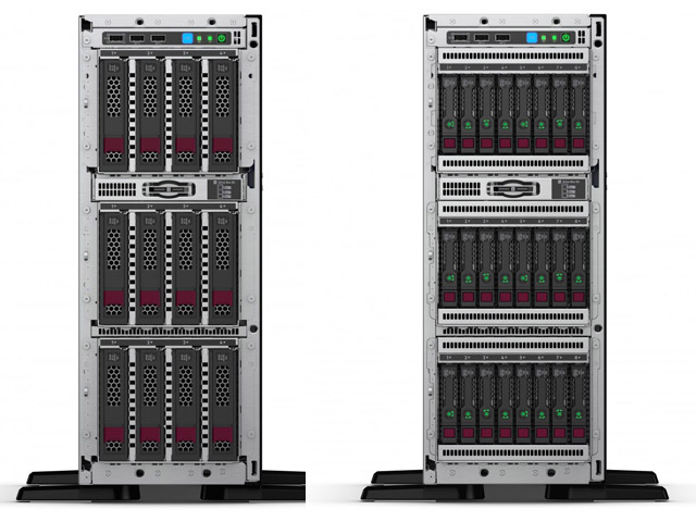 Сервер HPE Proliant ML350 Gen10 фото 175108