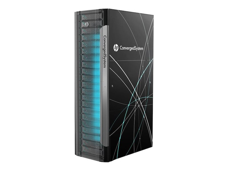 HP ConvergedSystem for Big Data