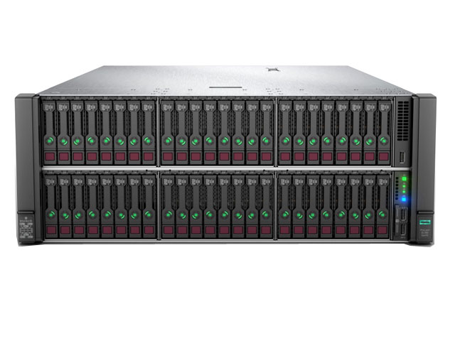 Сервер HPE ProLiant DL580 Gen10  фото 175063