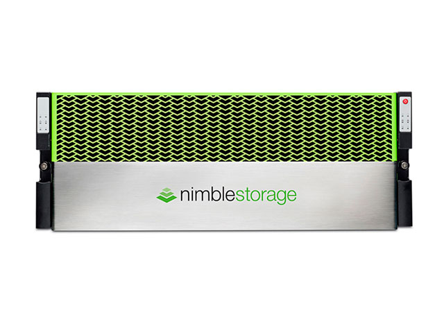 HPE Nimble Storage Secondary Flash Array Q2Q50A