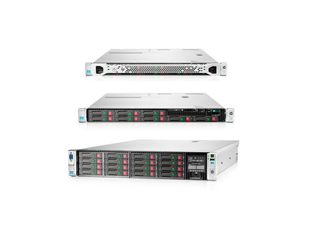 Стоечные серверы HP ProLiant DL Gen8 Rack