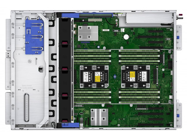 HPE Proliant ML350 Gen10 фото 175090