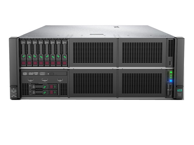 Сервер HPE ProLiant DL580 Gen10  фото 175062