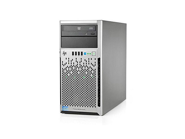 Сервер HP ProLiant ML310e Gen8 ML310eT08 721546-421