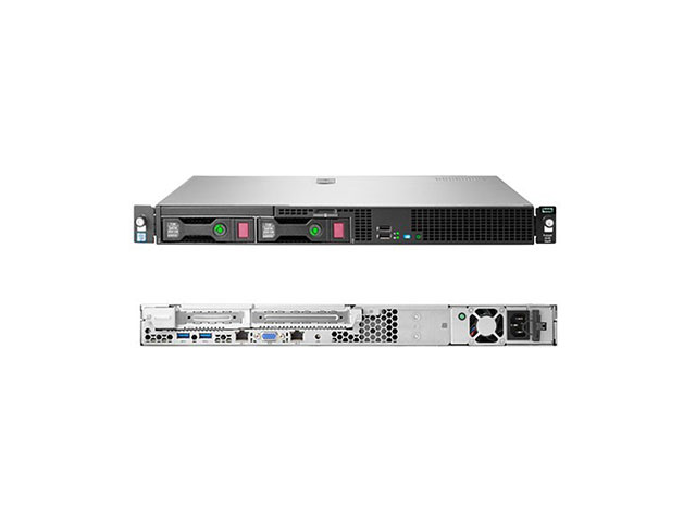 Сервер HPE ProLiant DL20 Gen9 823562-B21
