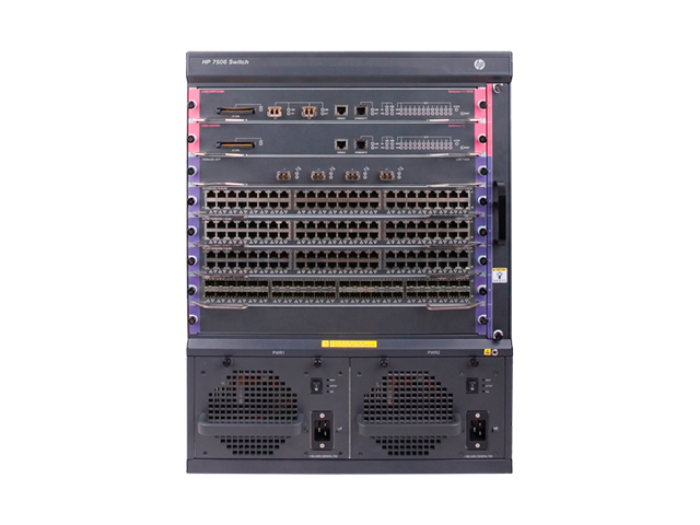 Коммутатор HPE FlexNetwork 7506 JD239C
