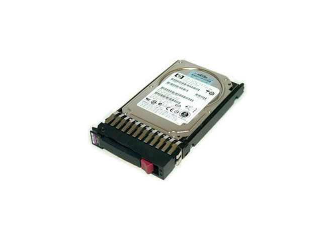 Жесткий диск HP HDD 3.5 in 500GB 7200 rpm SCSI ST9500530NC