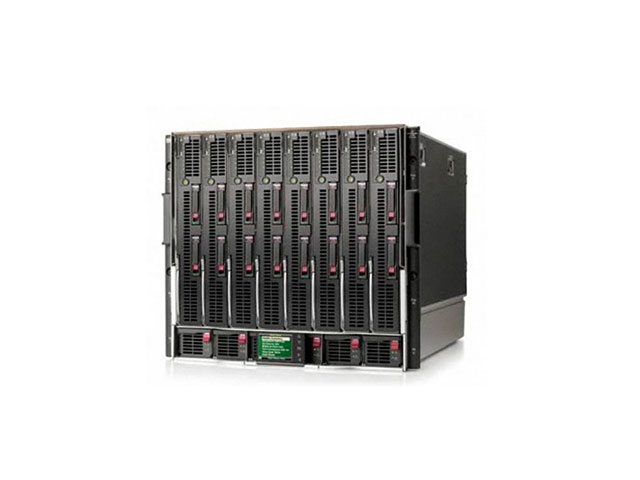 Блейд-шасси HP ProLiant BladeSystem