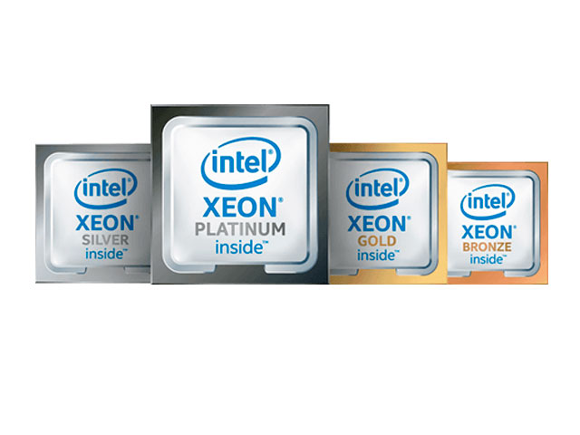 HPE Intel Xeon Scalable