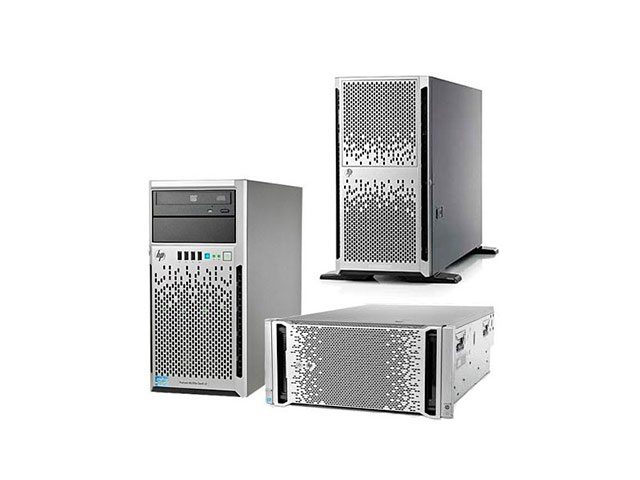 Башенные серверы HP ProLiant ML Gen8 Tower