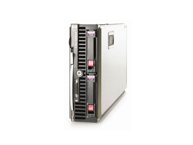 Блейд-серверы HP ProLiant BL465