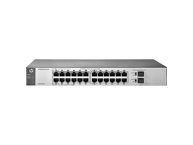 Коммутаторы HPE OfficeConnect PS1810