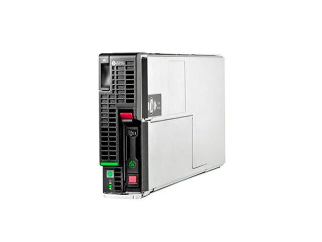 Блейд-сервер HP ProLiant BL465c Gen8 634972-B21 634972-B21