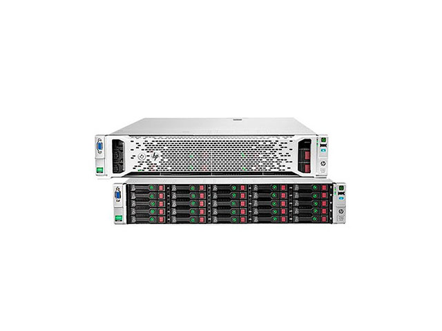 Сервер HP ProLiant DL385p Gen8 DL385pR08 642136-421