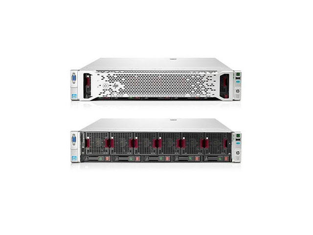 Сервер HP ProLiant DL560 Gen8 DL560R08 686784-421